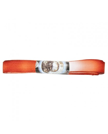 FASHION SHOE LACES TEXTIL ORANGE 180cm