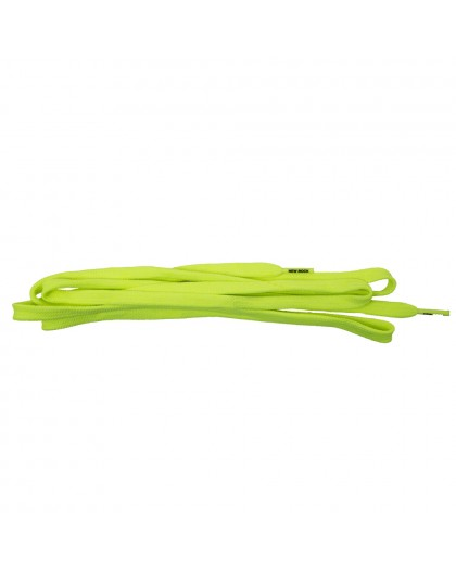 M.CORDON-180-13 BRIGHT YELLOW SHOE LACES 180cm