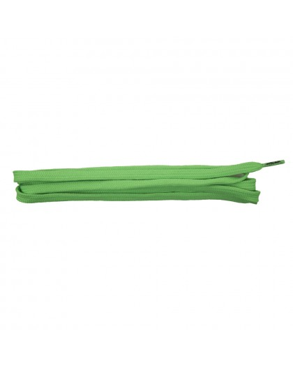 M.CORDON-180-14 BRIGHT GREEN SHOE LACES 180cm