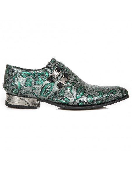 M.NW2288-S25 VINTAGE FLOWER GREEN