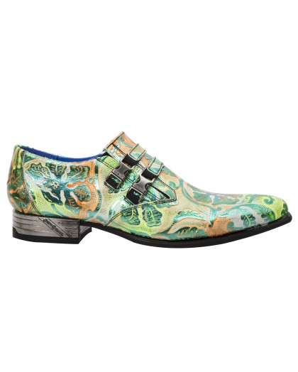 M.NW2288-S31 VINTAGE FLOWER CARIBE VIP1 GUM NEGRO TAC VIP AC