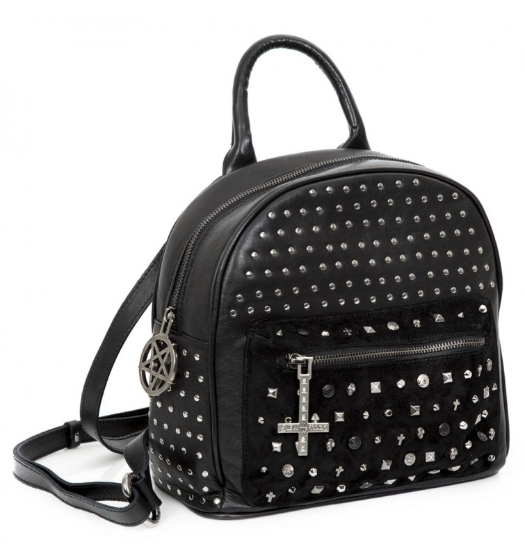 M-BACKBAG08-S1 CRUST NEGRO