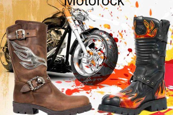 Biker & Motorcycle Boots