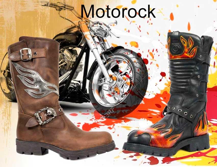 Botas Moteras New Rock. Consejos para combinarlas New Rock