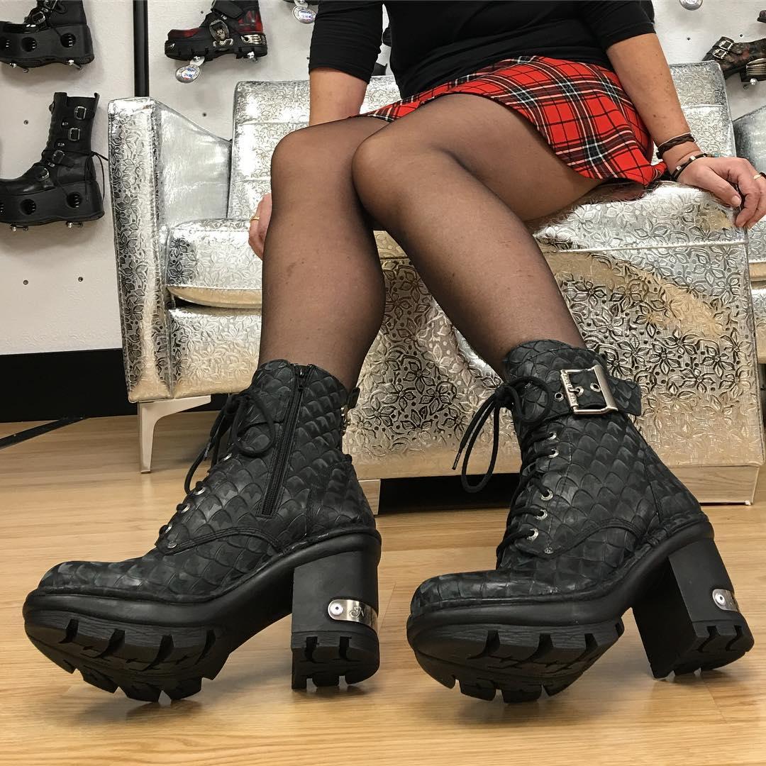 1b11eb5ac8c Botines para mujer New Rock  ¡¡ Elige tú estilo !! - New Rock Blog