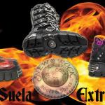 Suela Extreme New Rock: Tres modelos que deberías tener.